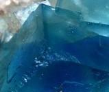 Fluorite bleue