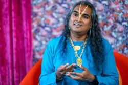 Paramahamsa vishwananda darshan online satsang 1024x683