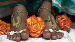Swami vishwananda padapuja june 2014